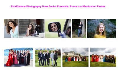 Senior Portraits - Proms - Graduation Parties