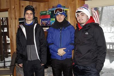 WiSP Resort Ski Vacation - Whipple & Harris Families