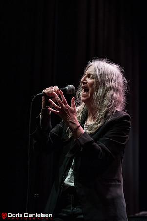 Patti Smith.