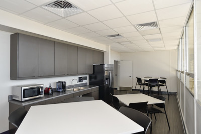 Butte County Human Resources Building Interior