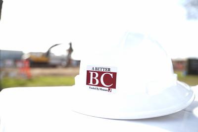 2019:Campus Center Groundbreaking