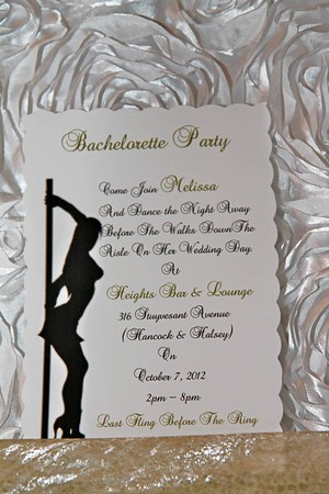 Melissa Bachelorette Party