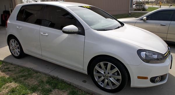 2010 VW Golf