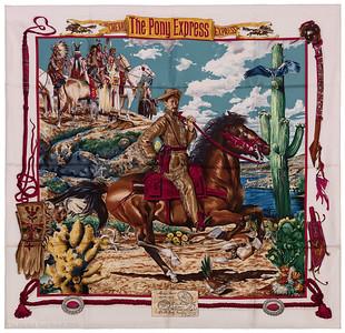 Pony Express - White Burgundy - NWOCT - 1512081537