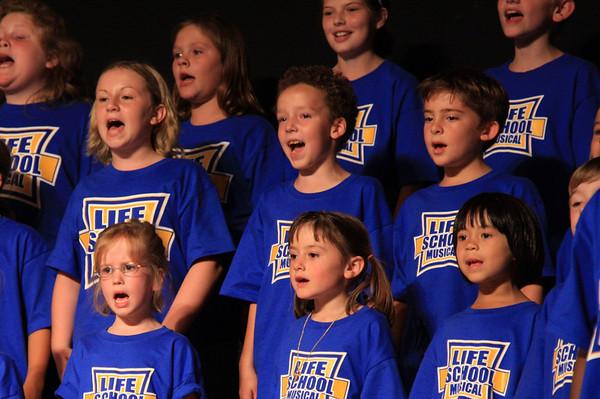 2009 RCC Children's Musical:  Life School Musical