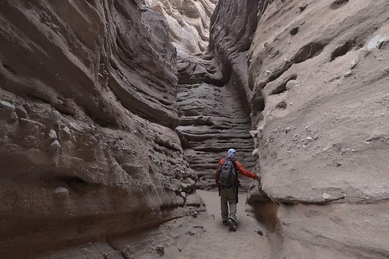 (2013-November 3) Ladder Canyon in Mecca, California
