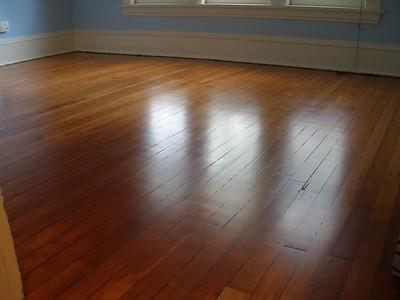 200909 Upstairs Floors