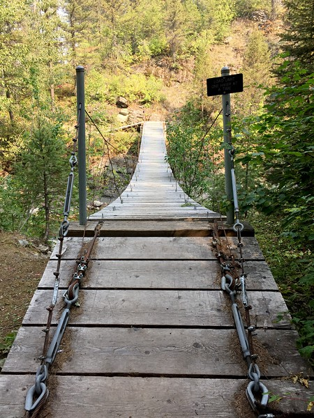 Bridge Over Ole Creek