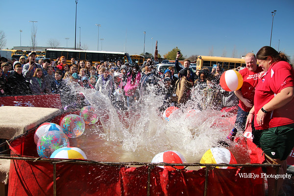 2020 Special Olympics-Edwardsville Cool School Plunge