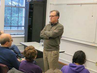 Ilan Stavans Lecture