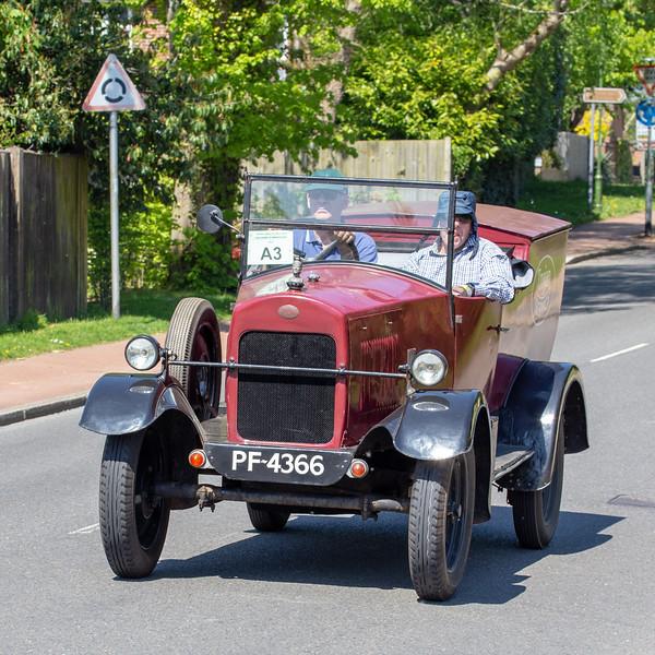 PF4366 1926 Trojan