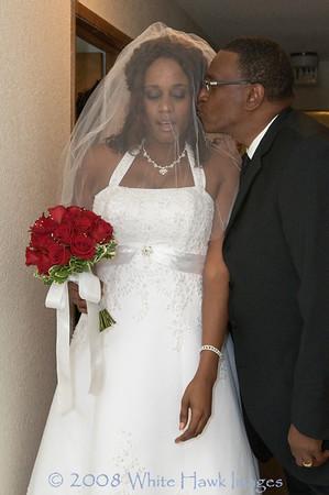 Rea & Ralph, Pre-Ceremony