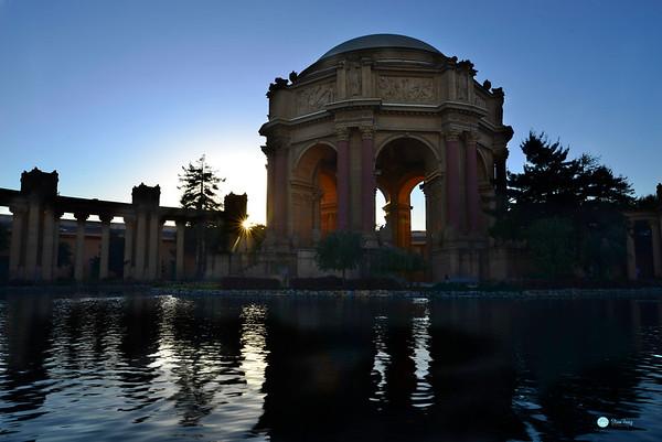 Palace of Fine Arts - Crissy Field Shoot