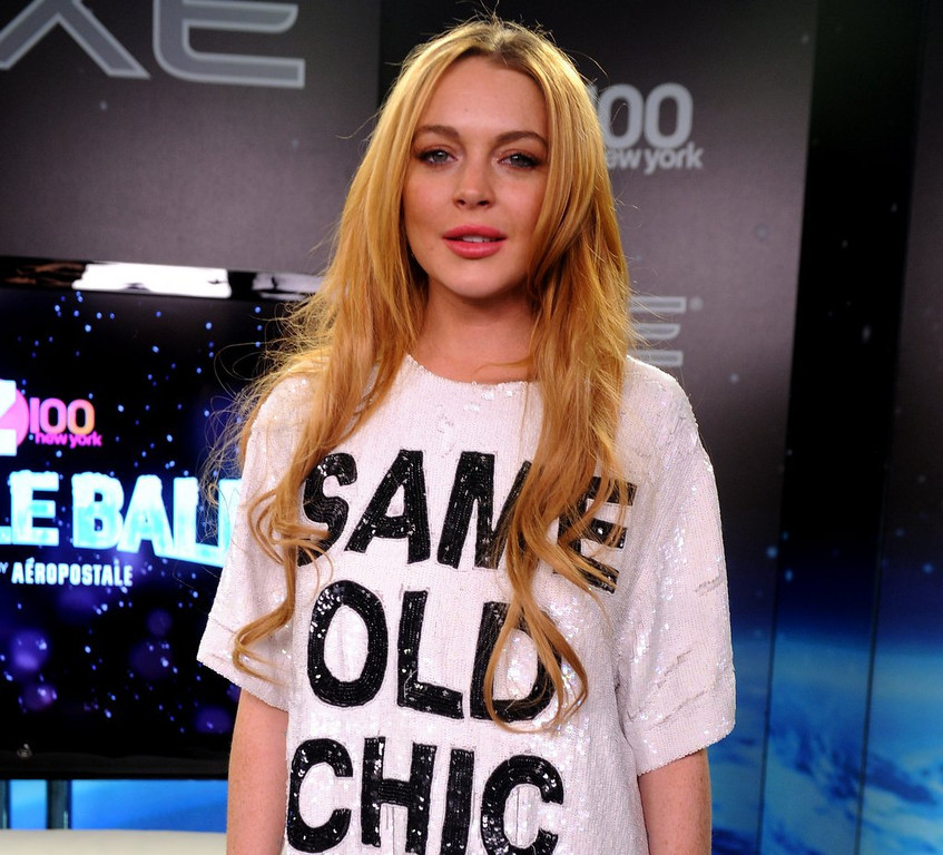""". <p>6. LINDSAY LOHAN <p>We�re guessing the list of guys she OFFERED to have sex with is much, much longer. (unranked) <p><b><a href=\'http://www.eonline.com/news/522795/12-more-famous-names-revealed-from-lindsay-lohan-s-alleged-sex-list\' target=\""""_blank\""""> HUH?</a></b> <p>    (Brad Barket/Getty Images for Clear Channel)"""