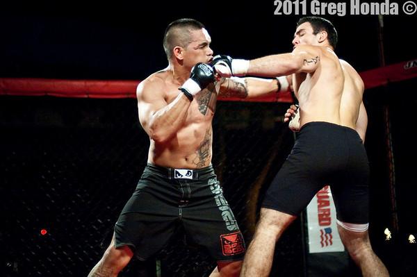 Ryan Dela Cruz vs Nick Pait