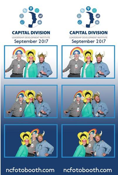 Capital Division Leadership Development Institute 2017