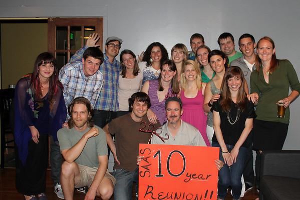 2012 Class of '02 - 10 Year Reunion