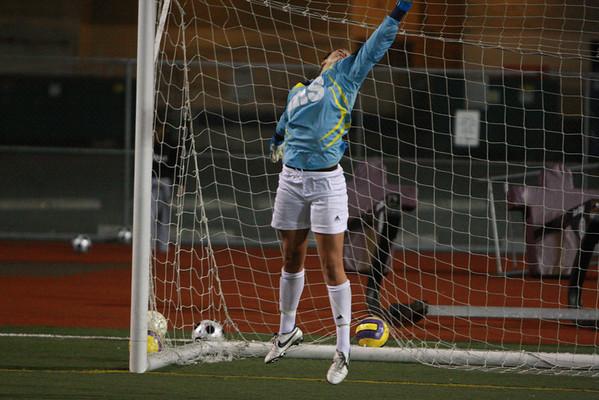 2008-10-07 IHS Girls Soccer vs Newport