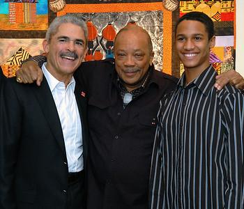 Quincy Jones at NAAM