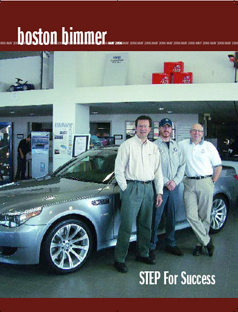 Boston Chapter newsletter, May 2006