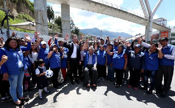 Presidente Ecuador y Renarec junio 2018