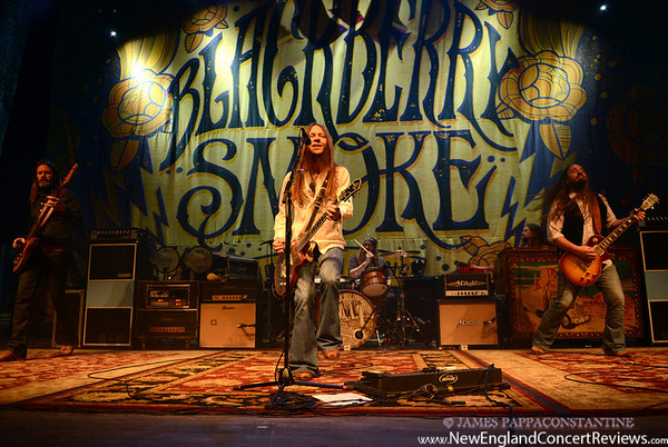 Blackberry Smoke at The State Theater