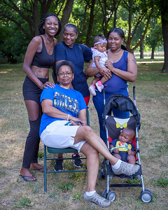 2018 Whiteside Family Picnic
