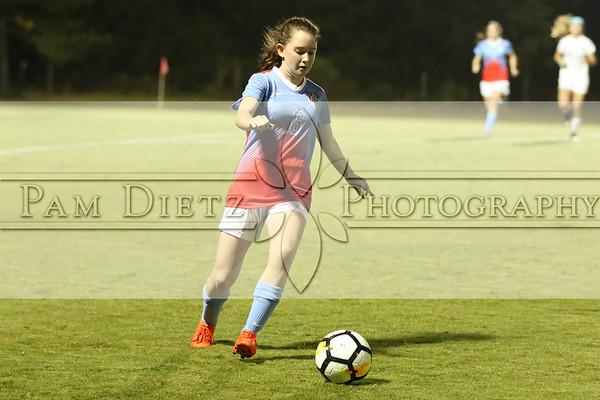 USJ v SGIS girls soccer 10-12-17