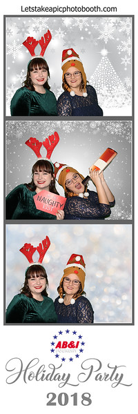 AB & HOLIDAY PARTY 2018