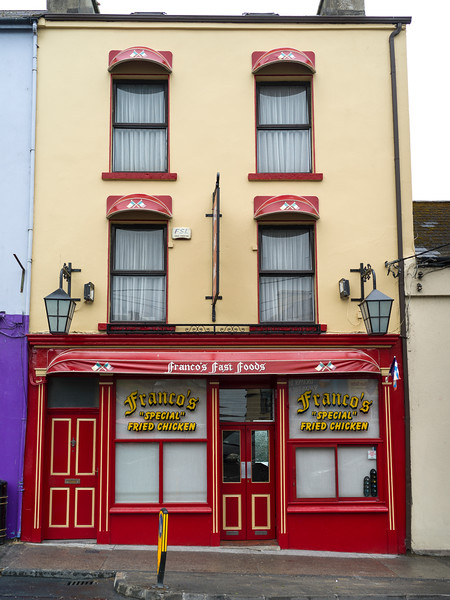 View of a restaurant, Ennistimon, County Clare, Ireland