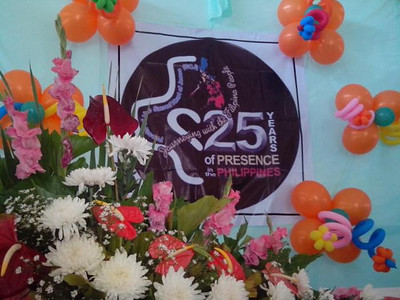 25th Anniversary Celebrations in the Philippines