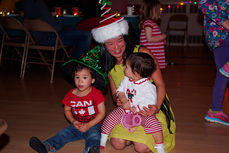 Jaxon's 9th Annual Holiday Party