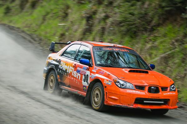Olympus Rally 2011