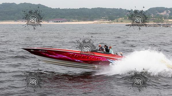Michigan Powerboat Weekend 2019 WMO