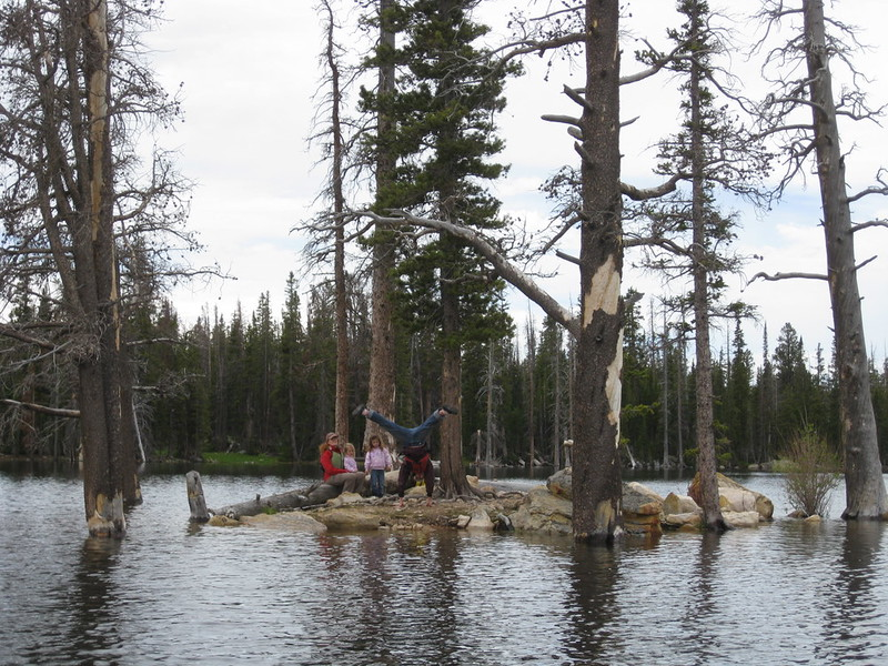 Kelly Ward - Small Island, Washington Lake, Utah