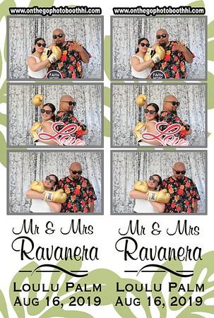 Mr & Mrs Ravanera, 08/16/19