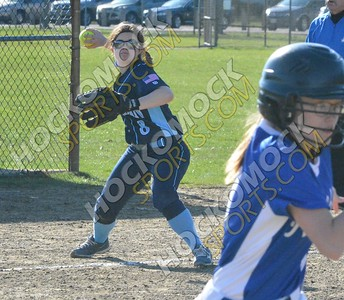 Attleboro - Franklin Softball 4-13-16