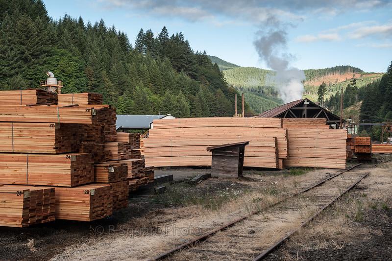 Oregon Sawmill