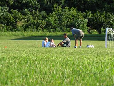 2008 (Fall) Knights U6 Soccer