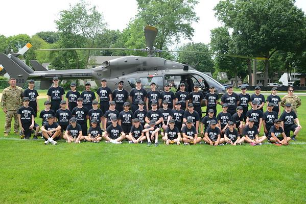 U.S. Army UH-72A Lakota Helicopter Demo