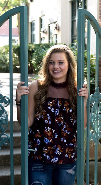 Haley Senior and Prom Pictures 2018