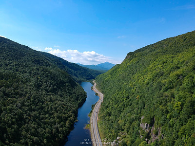 Drone Shots from The Adirondacks