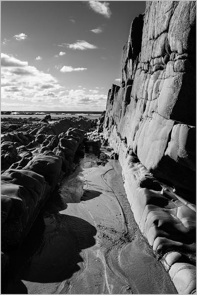 Sandymouth Rocks