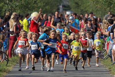 Sterke Peer triatlon 2012 - Kids run