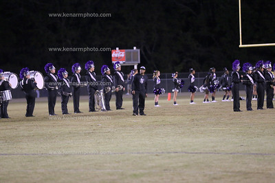 West Bladen 18 Redsprings football