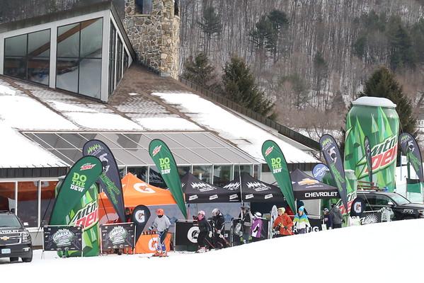 Mt Dew Verticle Challenge, Race Series at S6