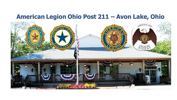 Post  211,  American Legion,  Avon Lake, OH