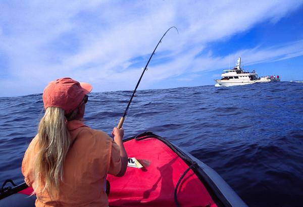 Long Range Fly Fishing