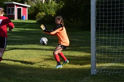Twinfield/Cabot Burke girls soccer
