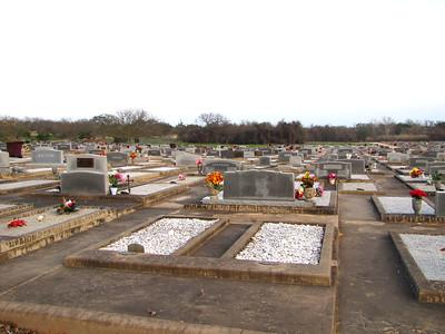 Cemetery Ironwork